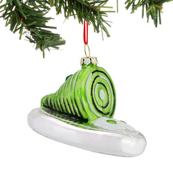 Green Eggs Glass Ornament  - Country N More Gifts