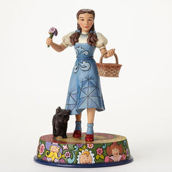 The Adventure Begins - Dorothy And Toto On The Yellow Brick Road  - Country N More Gifts