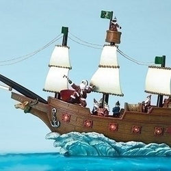 Pirate Ship  - Country N More Gifts
