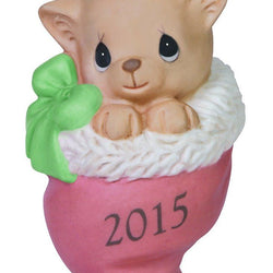 Pur-Fect Love 2015 Cat Ornament  - Country N More Gifts