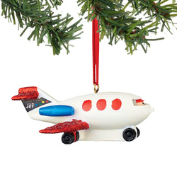 Little Plane Ornament  - Country N More Gifts