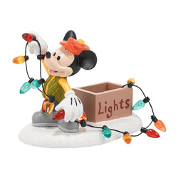 Mickey Lights Up Christmas  - Country N More Gifts