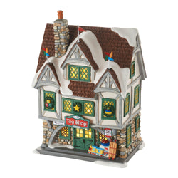 Santa's Toy Shop  - Country N More Gifts