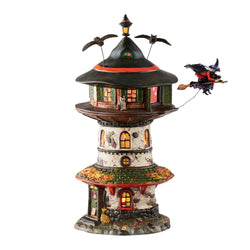 Witch Way Home Tower  - Country N More Gifts