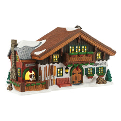 Alpine Ski Lodge  - Country N More Gifts