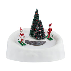 Elf On The Shelf Skiing Hill  - Country N More Gifts