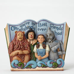 The Best Friends Ever - The Wizard of Oz Storybook  - Country N More Gifts