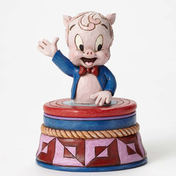Porky Pig Treasure Box  - Country N More Gifts