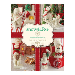 2016 Snowbabies Brochure  - Country N More Gifts