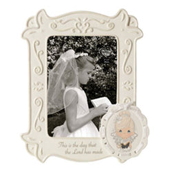 This Is The Day The Lord Has Made - Girl Photo Frame  - Country N More Gifts