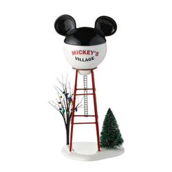 Mickey Water Tower  - Country N More Gifts