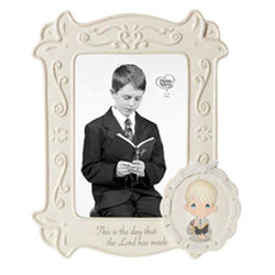 This Is The Day The Lord Has Made - Boy Photo Frame  - Country N More Gifts