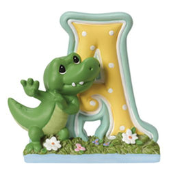 A - Animal Alphabet Letter A - Alligator  - Country N More Gifts