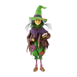 Agnes The Frog Witch  - Country N More Gifts