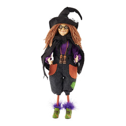 Tilly The Tower Witch  - Country N More Gifts