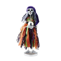 Fortune Teller Skeleton Figurine  - Country N More Gifts
