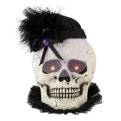 Madame Lit Skull  - Country N More Gifts