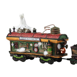 Scary Ghost Hauler - 8th in series train  - Country N More Gifts