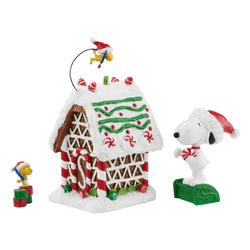 Gingerbread Mansion Set  - Country N More Gifts