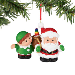 Little People Ornament  - Country N More Gifts