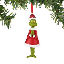 Grinch Dangler Ornament  - Country N More Gifts