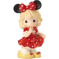 Disney Minnie Mouse You Fill My World With Sunshine - Girl Dressed As Minnie  - Country N More Gifts