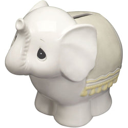 Elephant Bank - Child Money Coin Holder  - Country N More Gifts