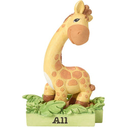 All Things Bright & Beautiful  - Safari Animal Giraffe  - Country N More Gifts