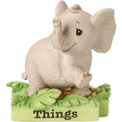 All Things Bright & Beautiful  - Safari Animal Elephant  - Country N More Gifts