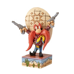 Cantakarus Cowboy - Yosemite Sam - Looney Tunes  - Country N More Gifts