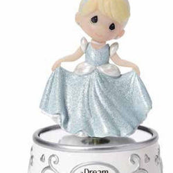 A Dream is A Wish Your Heart Makes Music Box  - Country N More Gifts