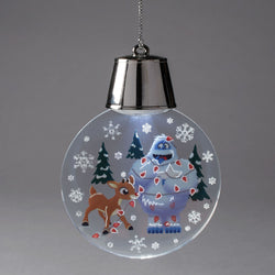 Bumble Holidazzler Ornament  - Country N More Gifts