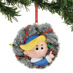 Hermey Wreath Ornament  - Country N More Gifts
