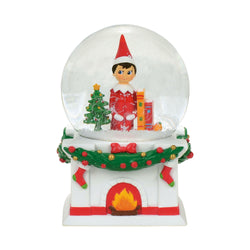 Elf On The Shelf Snow Globe  - Country N More Gifts