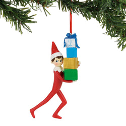 Elf On The Shelf 2017 Dated Ornament  - Country N More Gifts