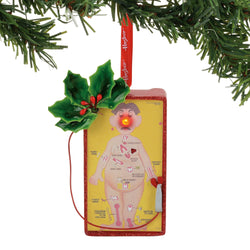 Operation Game Board Ornament  - Country N More Gifts