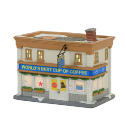 World's Best Cup Of Coffee Shop - Elf The Movie  - Country N More Gifts