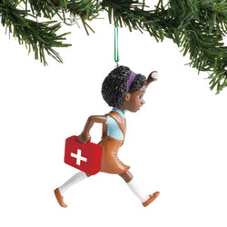 Brownie First Aid Ornament - Girl Scouts  - Country N More Gifts
