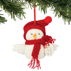 All In A Twitter Snowbird Ornament  - Country N More Gifts