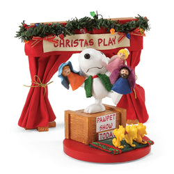 Pawpet Show - Snoopy  - Country N More Gifts