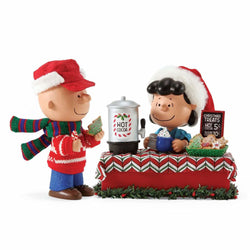 Christmas Treats - Charlie Brown  - Country N More Gifts