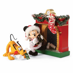 A Bone For Pluto - Mickey Mouse  - Country N More Gifts