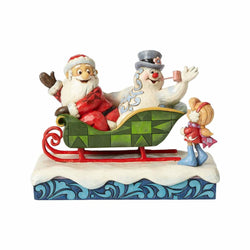 I'll Be Back on Christmas Day - Santa Frosty the Snowman and Karen Sleigh  - Country N More Gifts