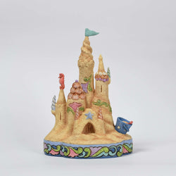 Life's Better At The Beach - Ocean Wonderland Sand Castle  - Country N More Gifts