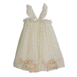 Birthday Princess Dress  - Country N More Gifts