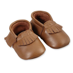 Leather Moccasins  - Country N More Gifts