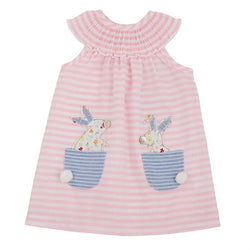Bunny Pocket Dress  - Country N More Gifts