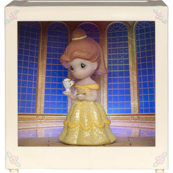 Belle - Disney Beauty And The Beast - LED Shadow Box  - Country N More Gifts