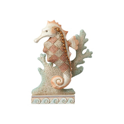Seahorse with Coral  - Country N More Gifts