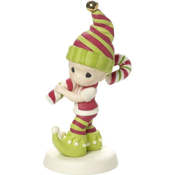 2017 Annual Elf - Wishing You The Sweetest Holiday, Second in Series Figurine  - Country N More Gifts